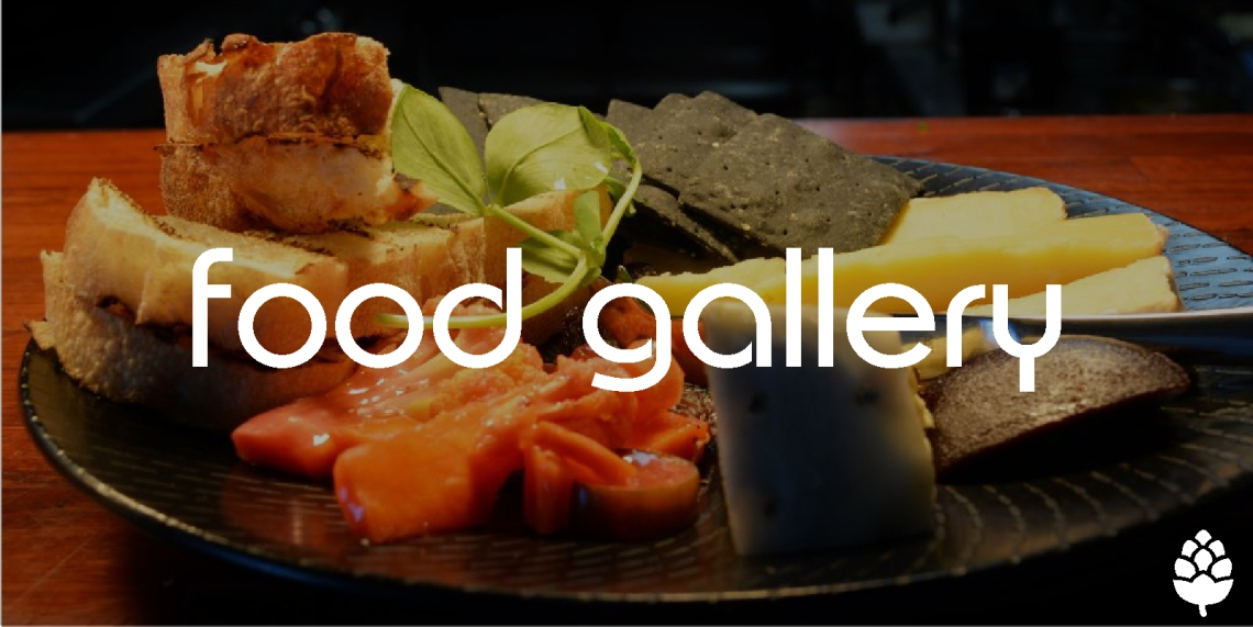 Food Gallery at The Goods Shed Wodonga, Restaurant + Bar